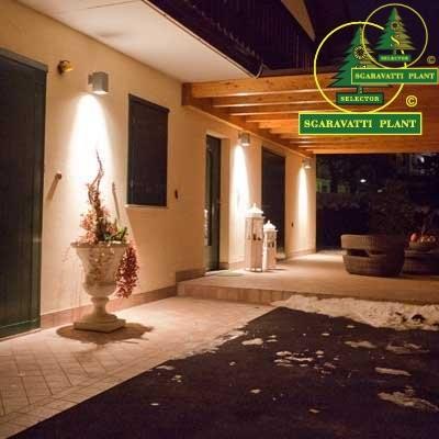 Illuminazione a led per esternisgaravatti plant for Illuminazione per esterni led