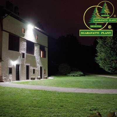 Illuminazione A Led Per Esternisgaravatti Plant