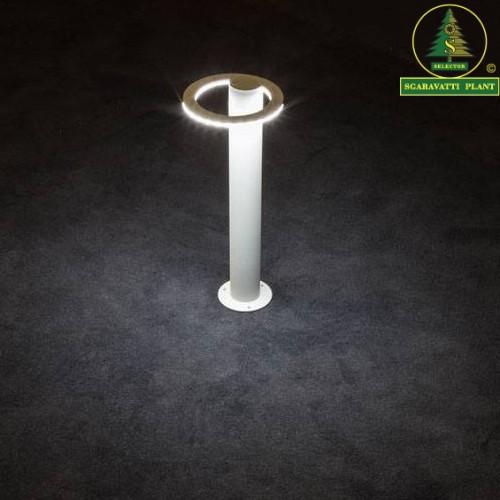 Luci a led per giardini vialetti e piscinesgaravatti plant for Illuminazione per esterni led